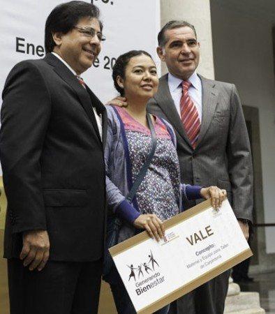 Government allocates 1.5 million pesos to co-operatives in Oaxaca
