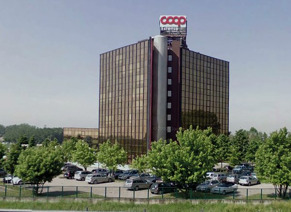Estense is one of three co-ops merging to form COOP Alleanza