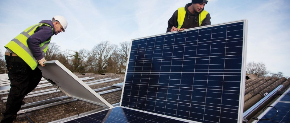 Is renewables investment making  ownership more democratic?