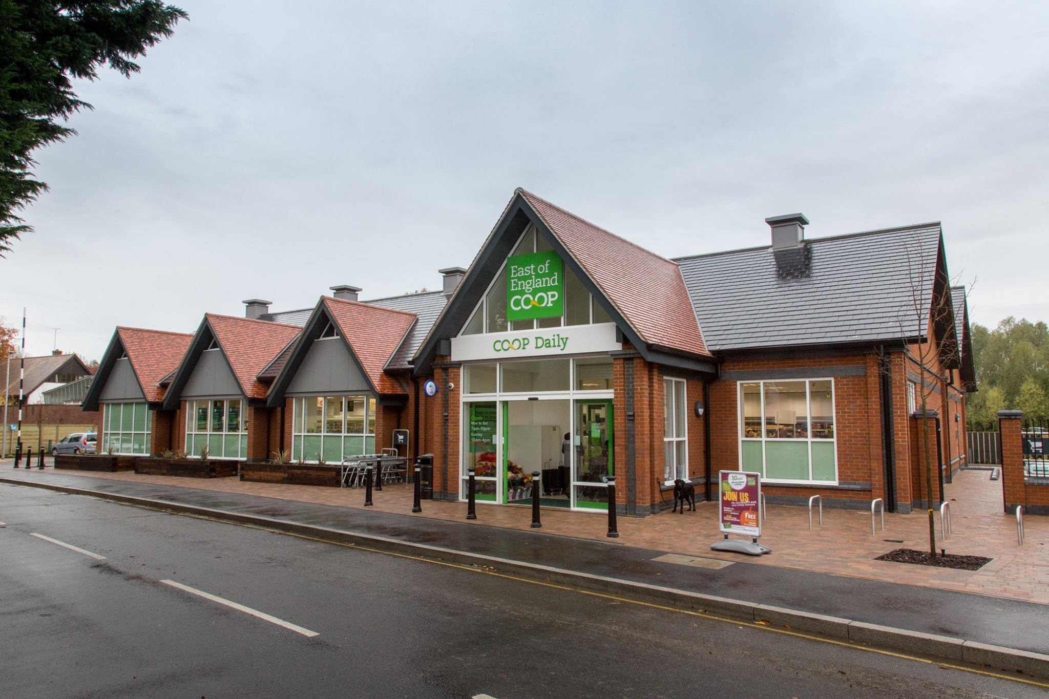 East of England credits its successful Christmas trading period to its local convenience offer