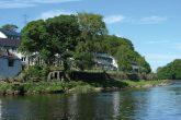 Lancaster Cohousing, a new-build scheme on the River Lune