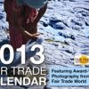 10-15% Off 2013 Fair Trade Calendar Through August 12