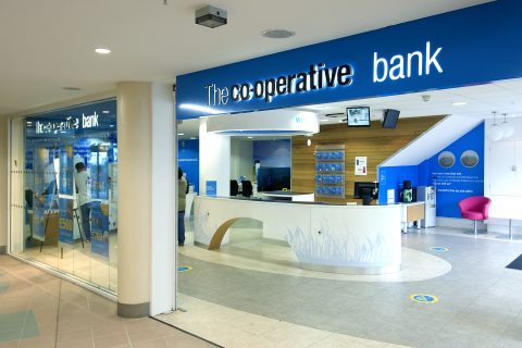 Co-operative Bank Interior