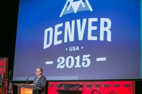 Grzegorz Bierecki, Woccu chair, welcomed attendees to Denver emphasising the potential to grow credit unions worldwide