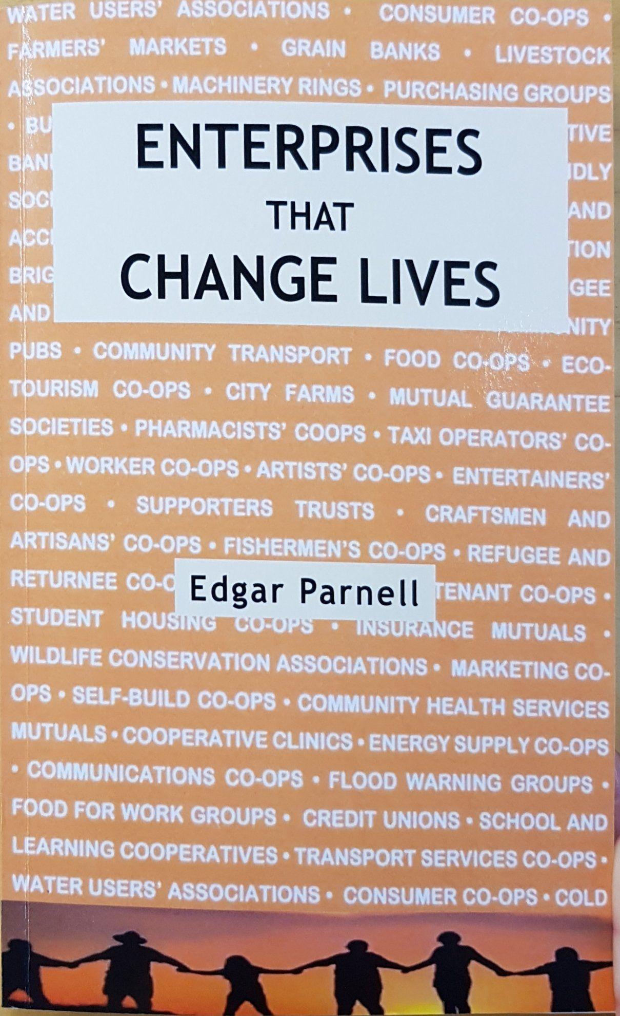 Enterprises that change lives front cover