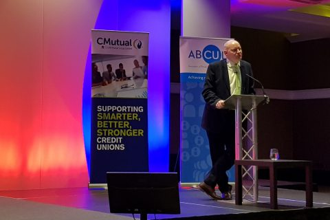 Robert Kelly at the Abcul conference