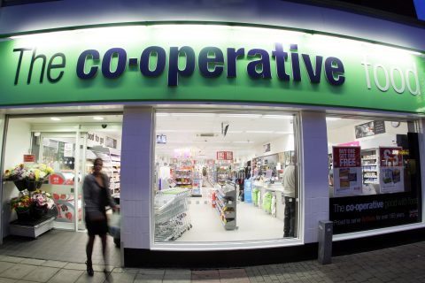 Co-operative food store, Cheadle