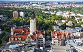 Leipzig, where the new European Centre for Press and Media Freedom co-operative has been set up