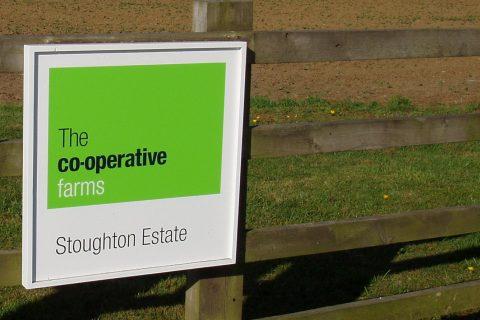 Co-operative Farms Stoughton Estate