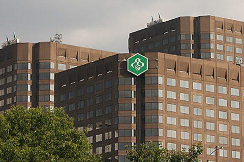 Desjardins' headquarters