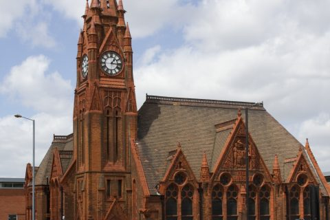 Spring Hill Library in Hockley is among four Birmingham libraries earmarked for closure. Photo: Tony Hisgett