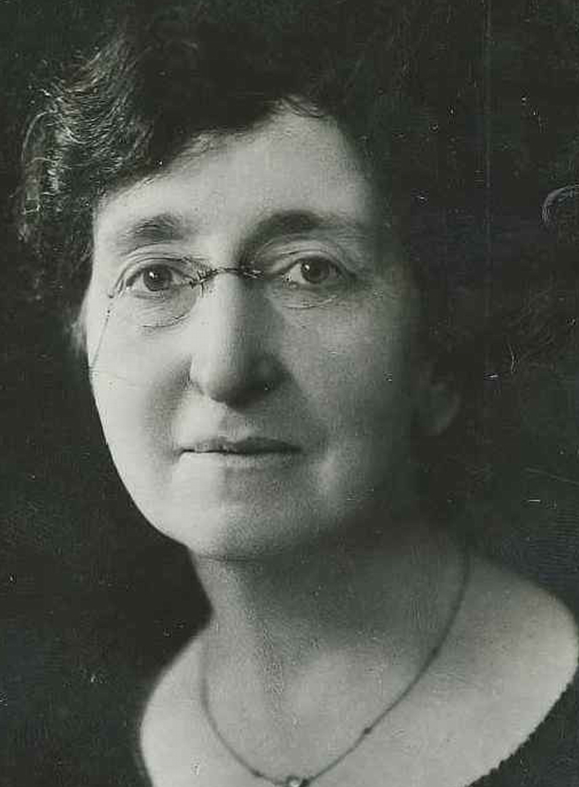 Mary Cottrell Was The First Woman On The Board Of CWS