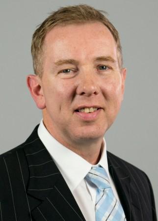 Scotmid chief executive, John Brodie