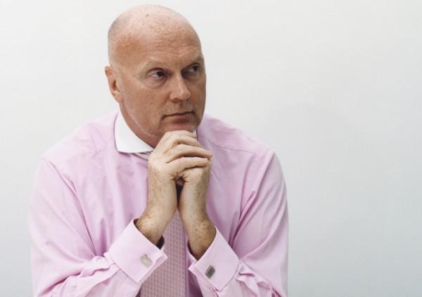 Co-operative Group chair Allan Leighton