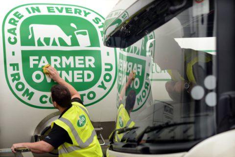 Arla farmer owned marque