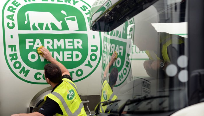 Arla shows co-operative difference on its products