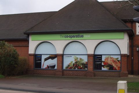 Heart of England Co-operative store in Balsall Common