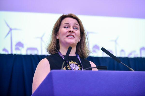 Emma Bridge, chief executive at Community Energy England