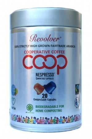 Revolver Nespreso capsules