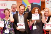The winners of the 2018 Co-operative of the Year awards