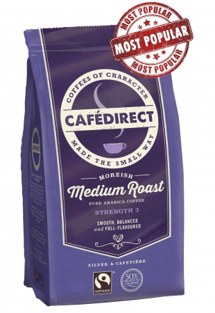 Cafe Direct - most popular
