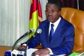 Cameroon health minister André Mama Fouda