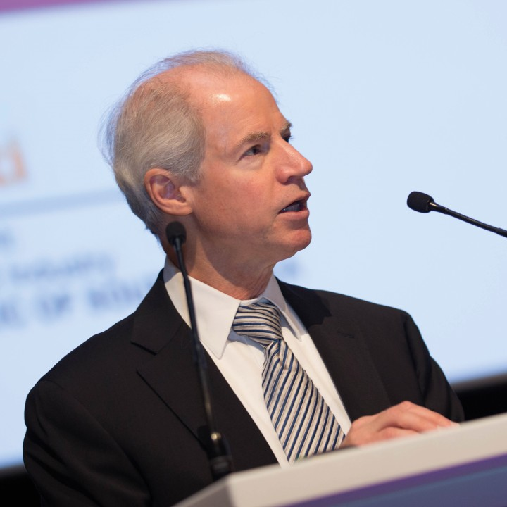 Charles Gould, International Co-operative Alliance director-general
