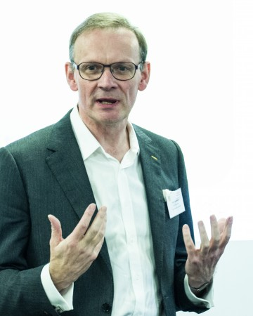 Peter Couchman, chief executive of Plunkett Foundation