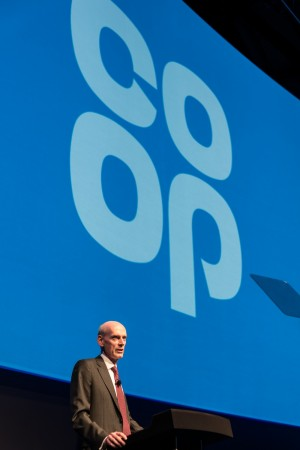 Richard Pennycook at the Co-op Group AGM 2016