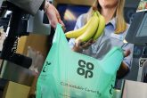 Co-op compostable carrier bag