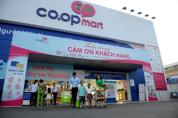 Saigon co-operative makes top 10 Asia Pacific retailers list - Co-operative News
