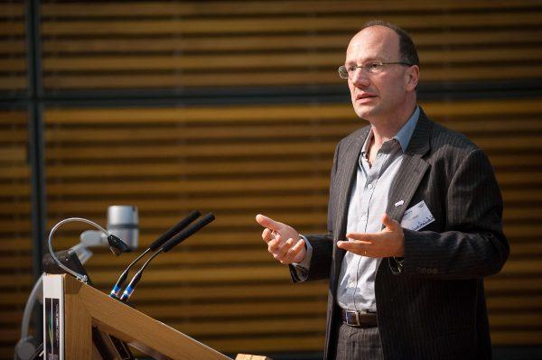 Ed Mayo, secretary general of Co-operaitves UK. Photo: Andrew Walmsley