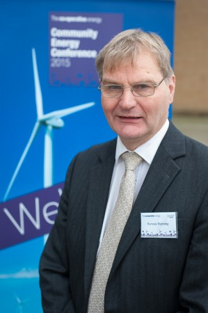 Ramsey Dunning, general manager, Co-operative Energy. Photo: Andrew Walmsley