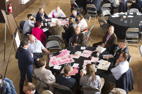 Delegates at the 2016 Co-op Congress developed proposals to feed into the National Co-operative Development Strategy