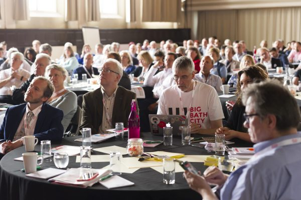 Delegates at Co-operative Congress, 17-18 June 2016 at Unity Works in Wakefield. [photo: Co-operatives UK]