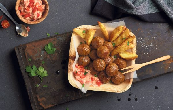 Essento is also supplying meatballs to Coop