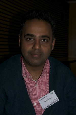 Syed Ahmed, director of Energy for London