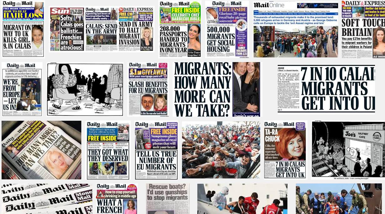 The Stop Funding Hate campaign group calls on organisations to pull advertising from the Daily Mail, Daily Express and The Sun newspapers
