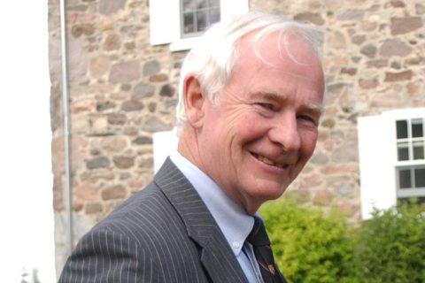 Canada's governor general David Johnston (image: Michael L. Davenport)