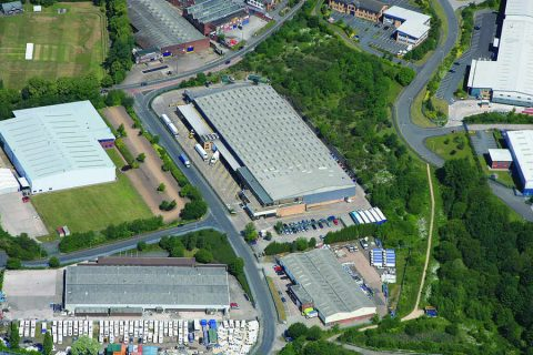 Co-operative Estates has sold its Halesowen distribution centre to Dawn Meats