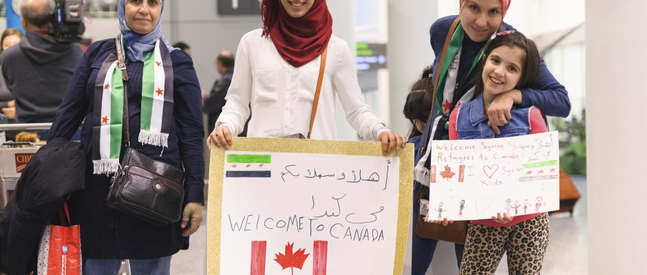 Canada's Co-operators commit to helping refugees