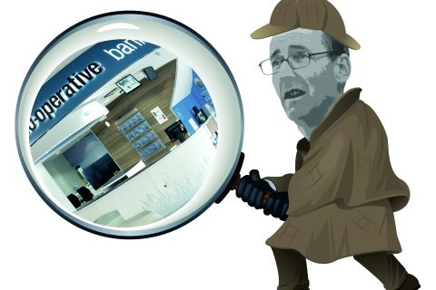 Andrew Tyrie, chair of the Treasury select committee, is turning detective to crack the case of the Co-op Bank and its murdered mutuality