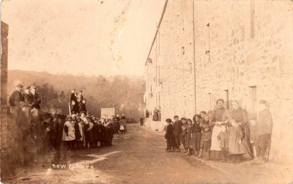 Double Row (at the time known as Water Row) c. 1903