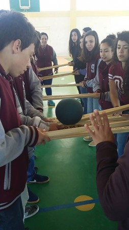 Games see participants working together rather than against each other