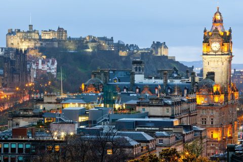 Will pupils in Edinburgh start the move towards a more humane approach to schooling?