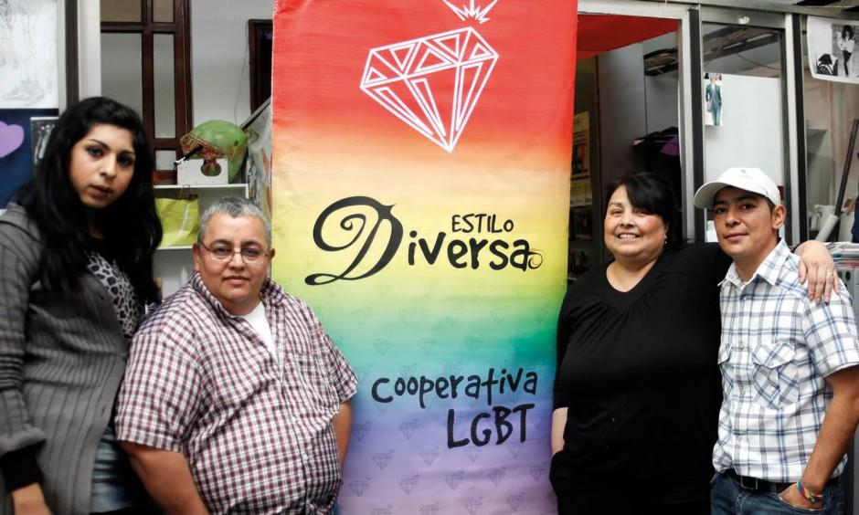 Estilo Diversa Cooperativa LGBT