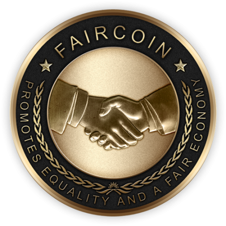 'FairCoin is a tool to create and distribute value'