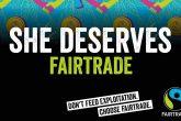 Fairtrade Fortnight Banner