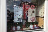Remembrance window at Fratton Funeralcare