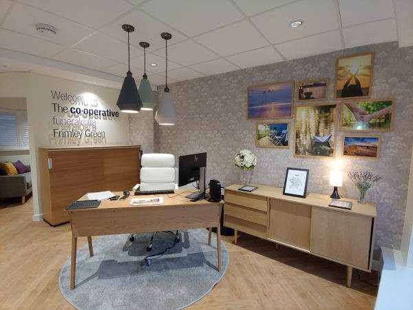 Southern funeralcare branch